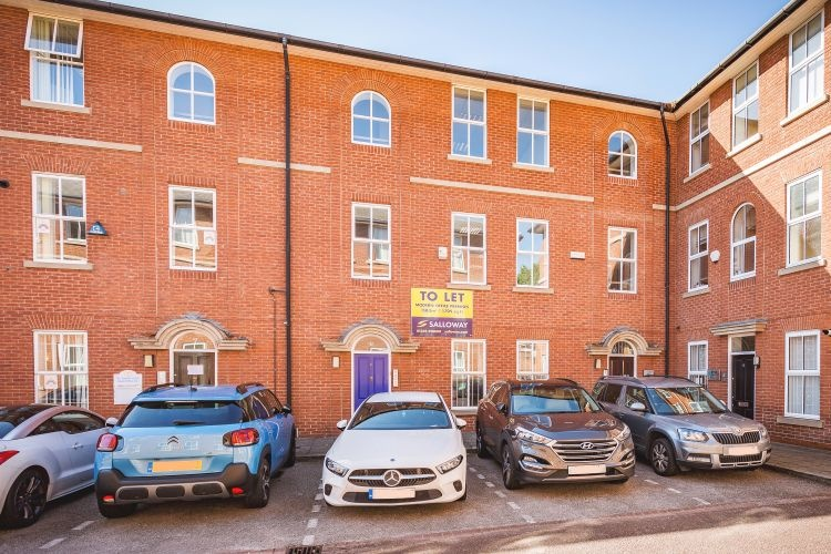 6 St James' Court, Friar Gate, Derby, Derbyshire, DE1 1BT